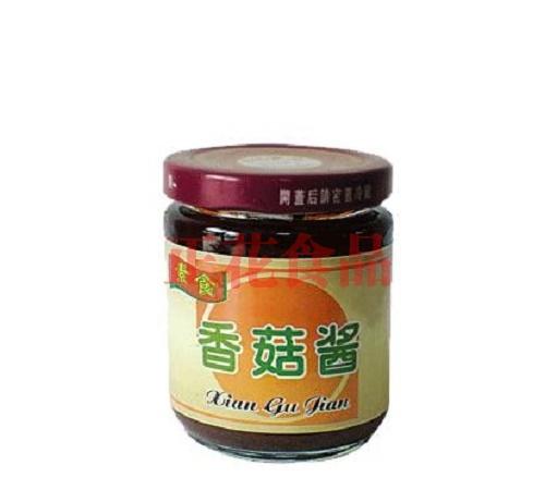 花生香菇酱